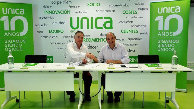 Coopaman impulsa el resultado de la comercializadora Unica Group
