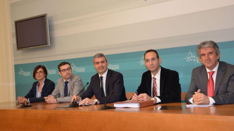 La Diputación de Toledo incrementa por primera vez en décadas los fondos de los Planes Provinciales en los Presupuestos de 2020
