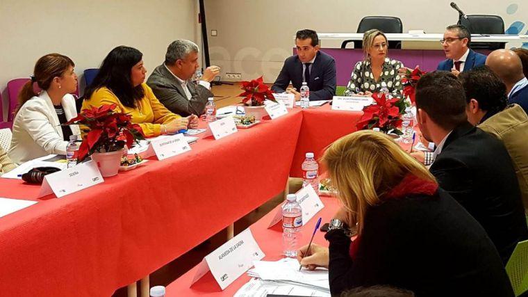 El gobierno provincial reconoce el papel de la Red de Municipios Emprendedores de Toledo en la lucha contra la despoblación y la generación de empleo