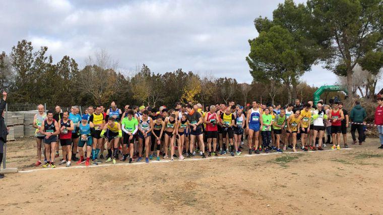 Cerca de 500 deportistas participan en el VI Cross Popular por la integración de Mocejón