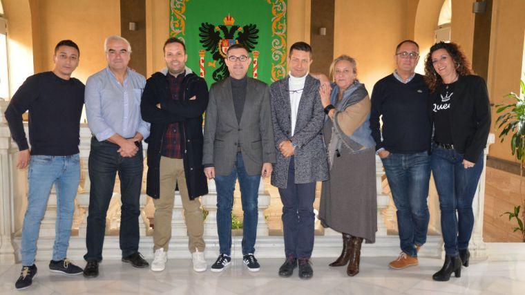 Gobierno y sindicatos afianzan la recuperación de derechos de los trabajadores de la Diputación de Toledo