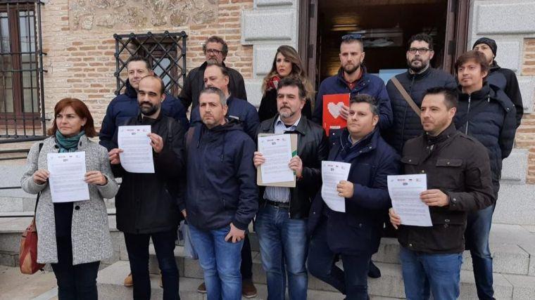 Los sindicatos con representación en la Mesa General de la Función pública piden al PSOE que retire la enmienda parlamentaria dirigida a conceder privilegios a los altos cargos