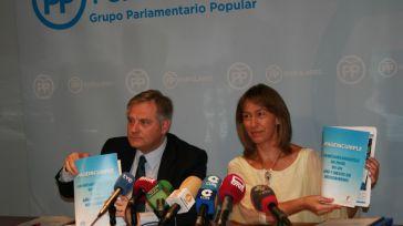"""EL PP ENJUICIA A PAGE Y SUS QUINCE MESES DE GOBIERNO: """"NO TIENE CAPACIDAD, NO TRABAJA… NO TIENE ALMA"""""""