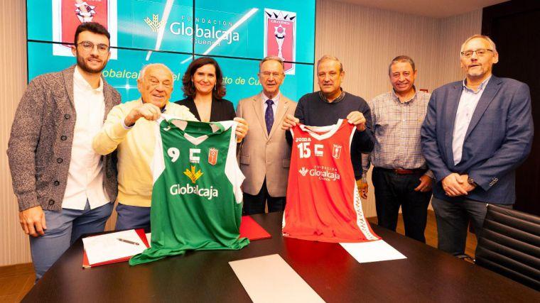 Globalcaja, con el baloncesto de Cuenca