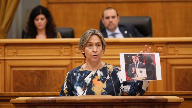 """Guarinos lamenta que Page haya aprobado la enmienda """"de la vergüenza"""" que recupera los privilegios vitalicios para los altos cargos de la Junta"""