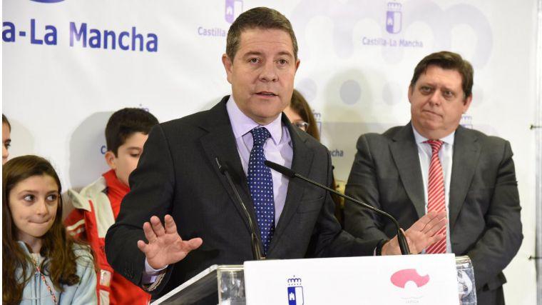 El presidente de Castilla-la Mancha advierte de que empleará sus