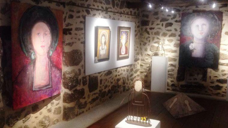 La Diputación de Toledo organiza este año tres grandes exposiciones en Santa María de Melque