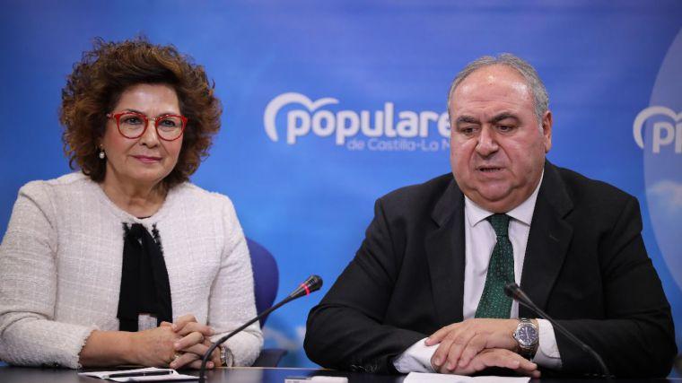 El PP-CLM critica que Page haya permitido un Gobierno