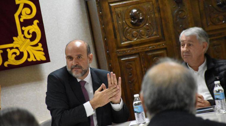 El Gobierno de Castilla-La Mancha presenta su propuesta de energías renovables como alternativa al ATC de Villar de Cañas