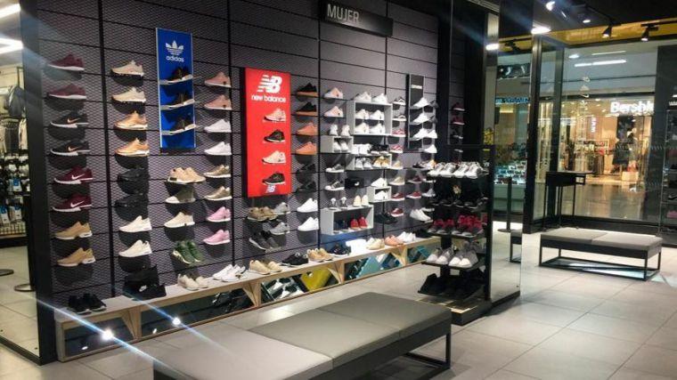 La consolidación del gigante de ropa deportiva que deja cuatro nuevas tiendas en la región