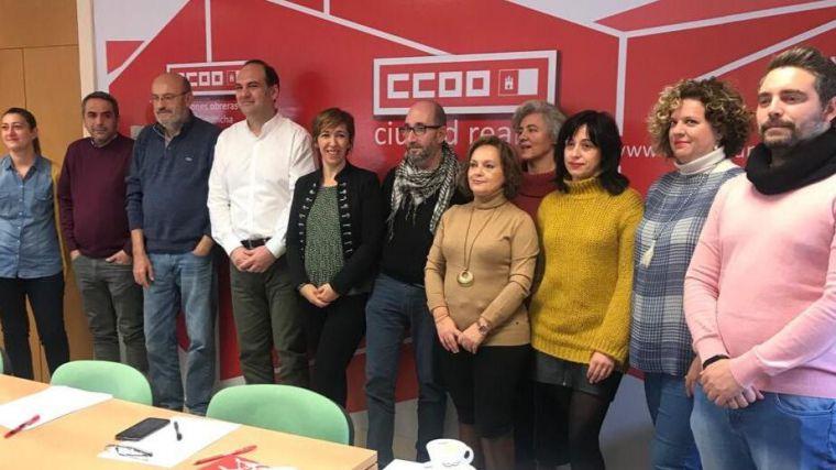 """José Manuel Muñoz (CCOO-CR): """"2020 deber ser el año de la reconquista de los derechos laborales y sociales de los trabajadores"""""""