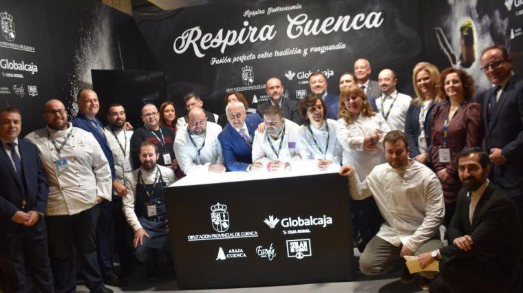El Gobierno de Castilla-La Mancha impulsará la gastronomía de la región a través de la nueva marca 'Raíz Culinaria'