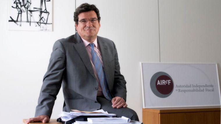 José Luis Escrivá, ministro de Seguridad Social y expresidente de la AIReF.