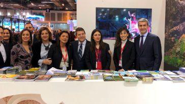El Gobierno de la Diputación de Toledo facilita la presencia de los municipios toledanos en FITUR 2020