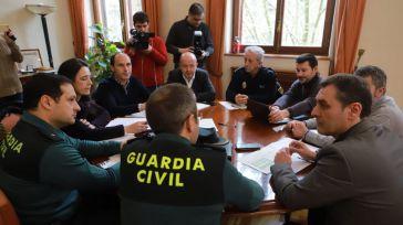 Francisco Tierraseca destaca la coordinación para garantizar la seguridad en las carreteras del Estado durante la borrasca Gloria
