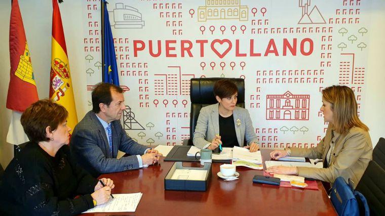Cristina Maestre presenta en Puertollano el ambicioso Pacto Verde europeo, de 1 billón de euros, al que se podrán acoger España y Castilla-La Mancha