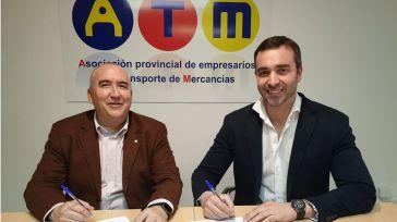 Convenio de la Asociación Provincial de Transportes de Mercancía de Ciudad Real (ATM) con Lextransport