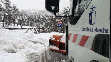 El Plan de Vialidad Invernal ha actuado en 1.780 kilómetros de carreteras de la red autonómica