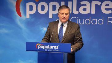 Cañizares afirma que Castilla-La Mancha va a salir perdiendo con Sánchez y Page 'porque no representa nada políticamente'