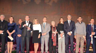 El presidente de la Diputación felicita a los toledanos distinguidos en el día de la ciudad de Toledo