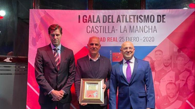 Globalcaja, reconocida por la Federación de Atletismo de Castilla-La Mancha