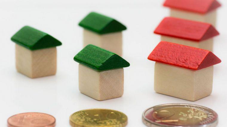Crecen moderadamente la firma de hipotecas sobre viviendas y el capital prestado en CLM