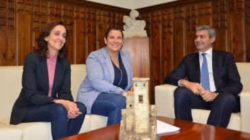 Álvaro Gutiérrez anuncia que la gala del deporte de la Diputación se celebrará este año en Talavera