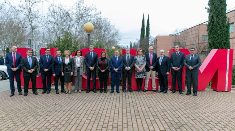 El campus de la UCLM en Talavera de la Reina verá ampliadas sus instalaciones en los próximos años