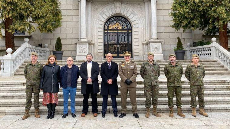 El Gobierno regional renueva con los ministerios de Educación y Defensa el convenio para impartir enseñanzas de FP en centros docentes militares de Castilla-La Mancha