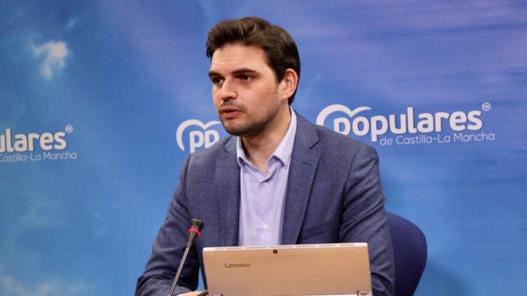 """El PP-CLM lamenta que el Gobierno de Page """"ni está ni se le espera"""" para resolver los problemas del campo tras negarse a destinar los 135 millones del IVA al sector primario"""