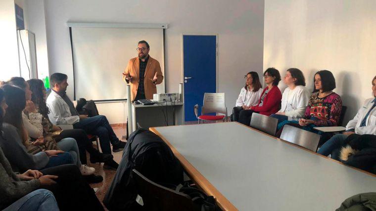 Los alumnos del I Máster de Psicología General Sanitaria realizan sus prácticas externas