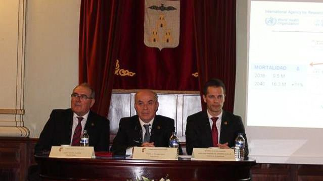 La Junta celebra que la Academia de Medicina de Castilla-La Mancha se haya constituido al amparo de la nueva Ley de Academias