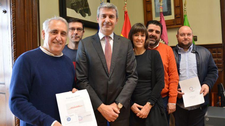 """Álvaro Gutiérrez: """"La asamblea nacional de Euro-Toques en Toledo será una oportunidad única de promoción de la gastronomía provincial y regional"""""""