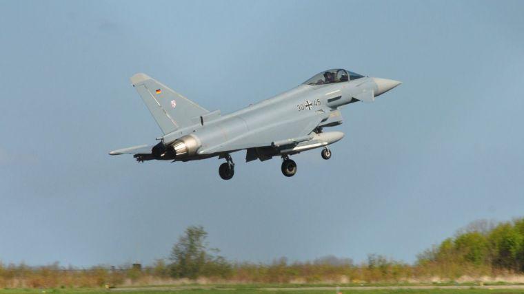 Castilla-La Mancha aterriza en el programa del nuevo avión de combate europeo