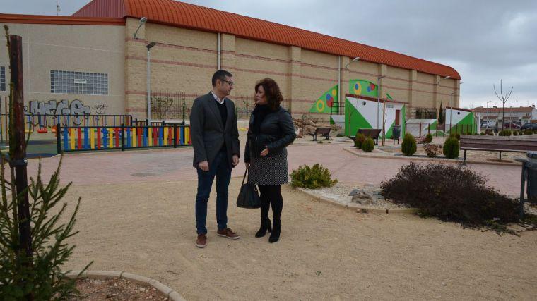Fernando Muñoz resalta la eficacia del RECUAL de Villanueva de Alcardete