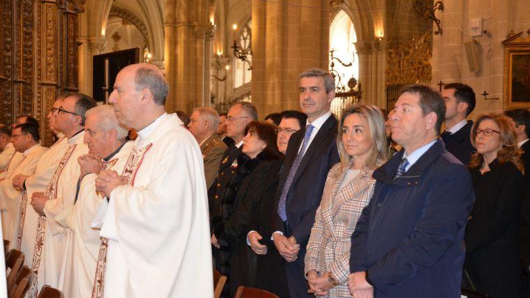 Álvaro Gutiérrez destaca la cercanía a los pueblos y la colaboración con la Diputación del arzobispo de Toledo