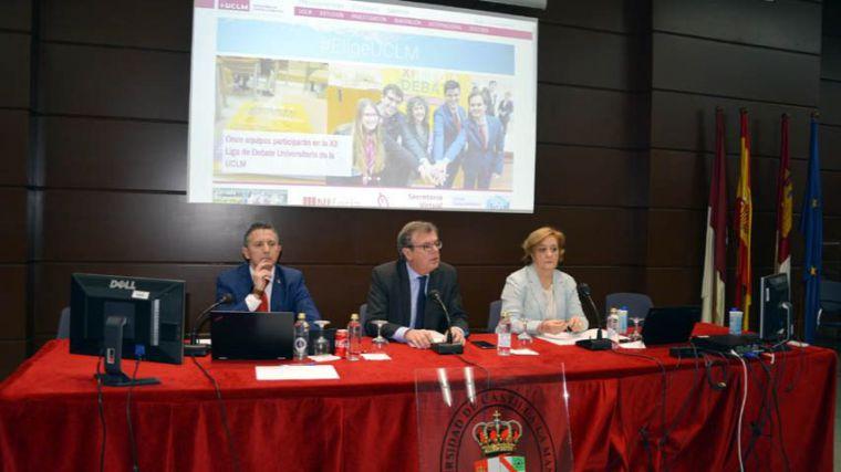 Las elecciones a rector de la Universidad de Castilla-La Mancha se celebrarán el próximo día 28 de abril
