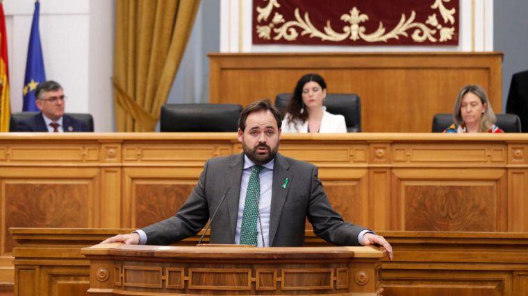 Núñez afirma que en Castilla-La Mancha falta un Gobierno