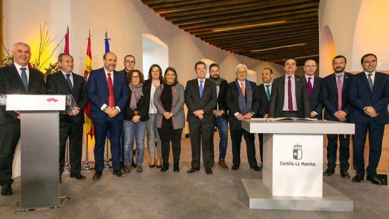 Firmado el pacto regional contra la despoblación con la vista puesta en el nuevo modelo de financiación autonómica