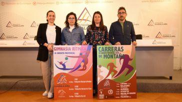 Más de 200 deportistas abren el IX Circuito Provincial de Gimnasia Rítmica en Mondéjar