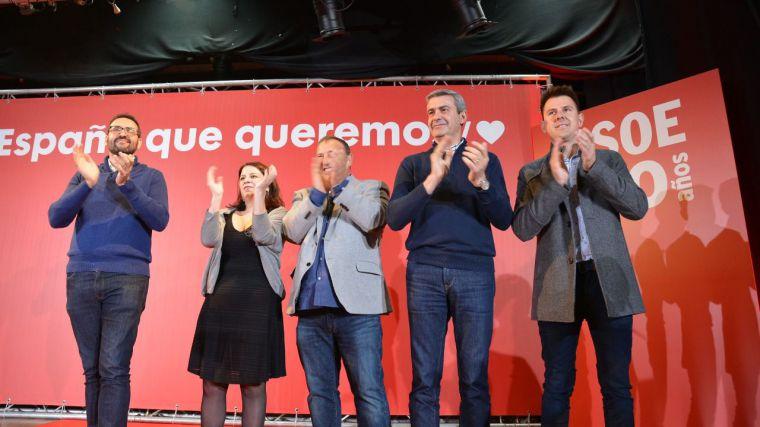 """Adriana Lastra: """"No podemos permitir que los derechos de los ciudadanos dependan del número de habitantes por kilómetro cuadrado"""""""