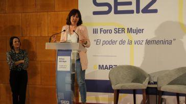 Fernández: 'Los medios de comunicación son esenciales para que las mujeres conquisten los espacios pendientes en este siglo XXI'