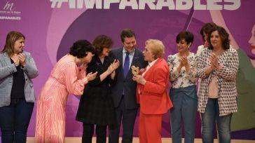 """García-Page se declara """"feminista por justicia"""" y alerta sobre el posible retroceso de las cotas de igualdad alcanzadas desde la democracia"""