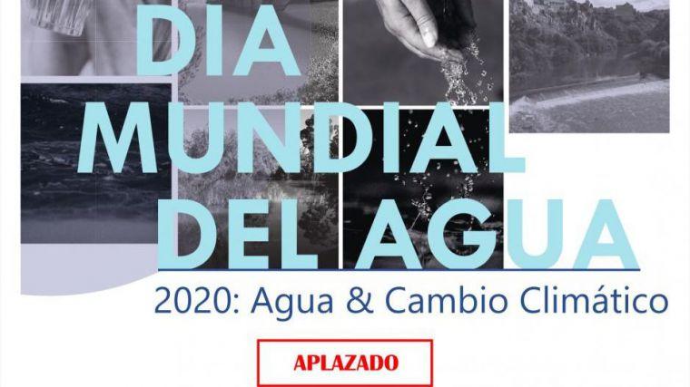 El Gobierno regional aplaza la celebración del Día del Agua