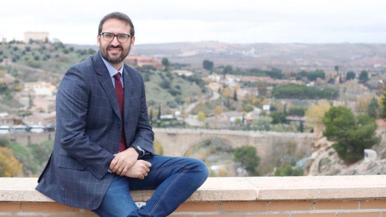 """Sergio Gutiérrez (PSOE): """"Los grandes proyectos de CLM tienen que ir mucho más allá del Estatuto de Autonomía y de la financiación"""""""
