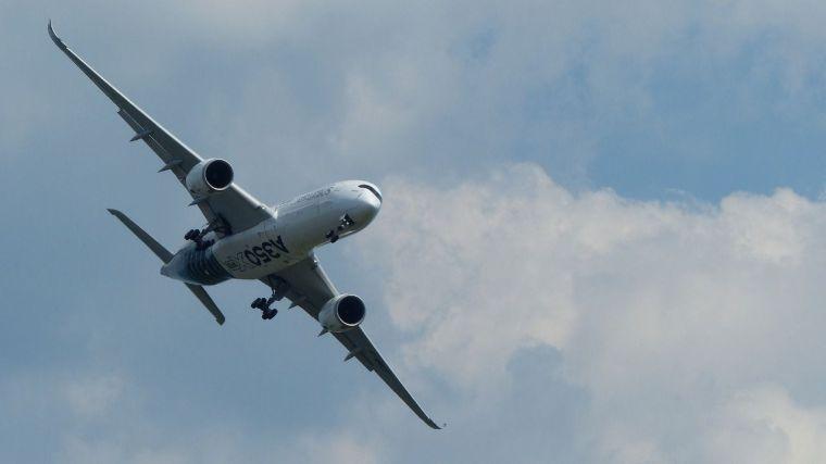 Airbus paraliza la producción en Illescas