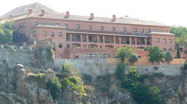 Personal sanitario ocupa ya 51 de las 68 habitaciones de la residencia universitaria de la Diputación de Toledo