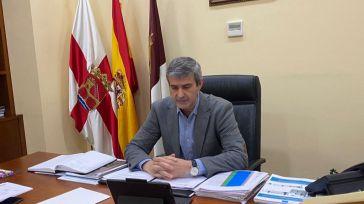 Álvaro Gutiérrez coincide con el gobierno regional en la coordinación de actuaciones para la recuperación social y económica por el COVID-19