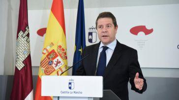 """García-Page anuncia la compra de 22 millones de mascarillas """"de tipo quirúrgico"""" en el próximo Consejo de Gobierno extraordinario"""
