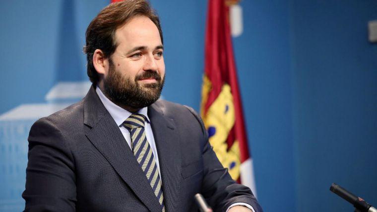 """Núñez afirma que el PP-CLM no participará de ningún pacto con Page si no incluye presupuesto """"real y efectivo"""" para cada acción que se acuerde"""